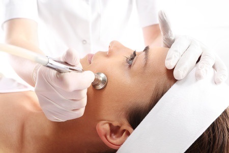 microdermabrasion at skin matrix