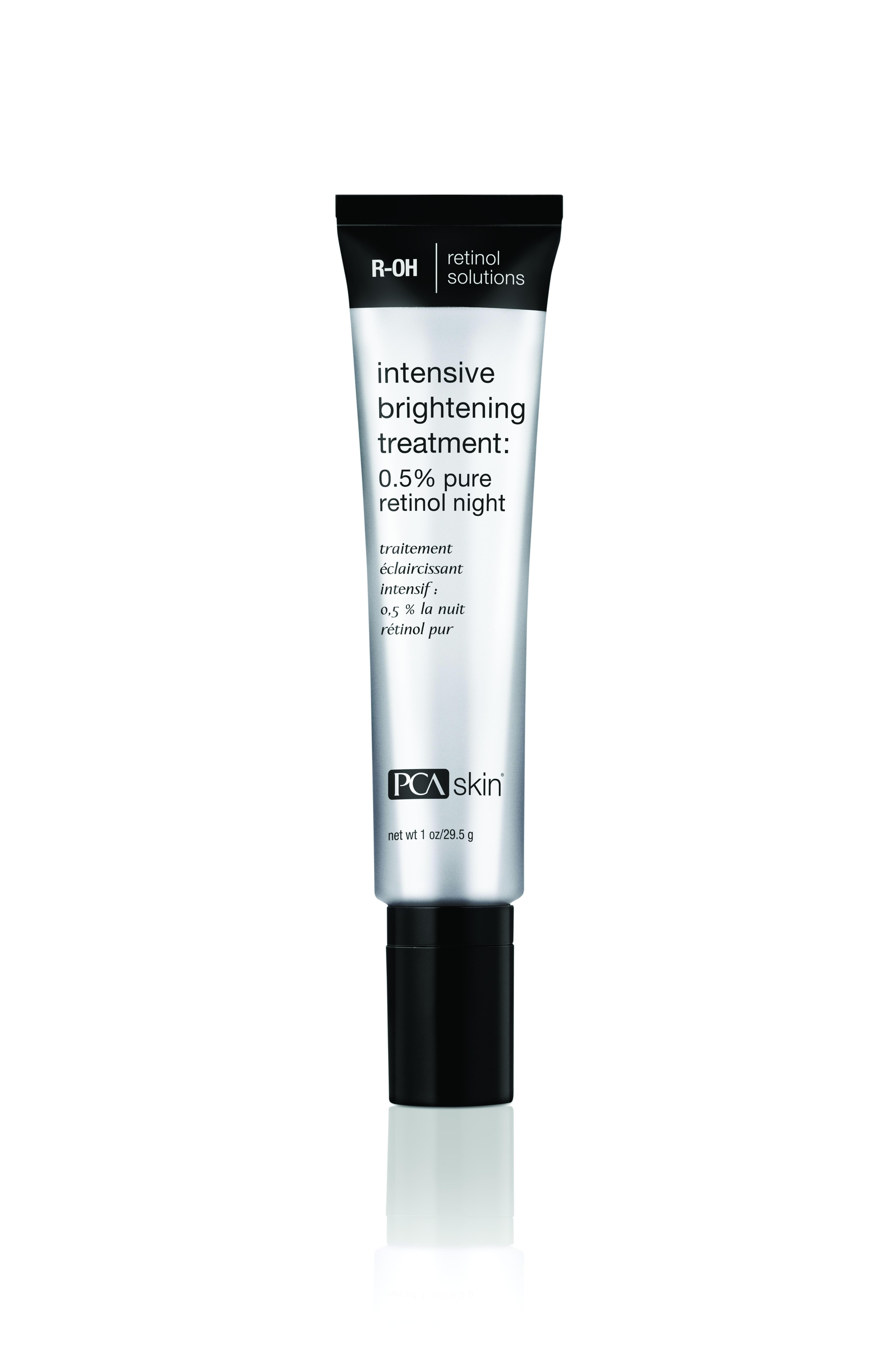 PCA skin brightening treatment